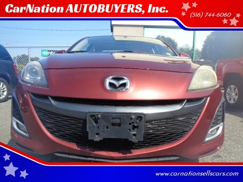 2010 Mazda MAZDA3 for sale at CarNation AUTOBUYERS, Inc. in Rockville Centre NY