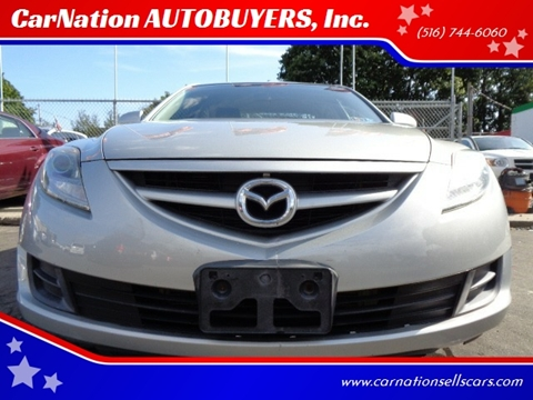 2010 Mazda MAZDA6 for sale at CarNation AUTOBUYERS, Inc. in Rockville Centre NY