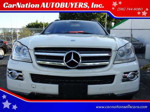 2008 Mercedes-Benz GL-Class for sale at CarNation AUTOBUYERS, Inc. in Rockville Centre NY