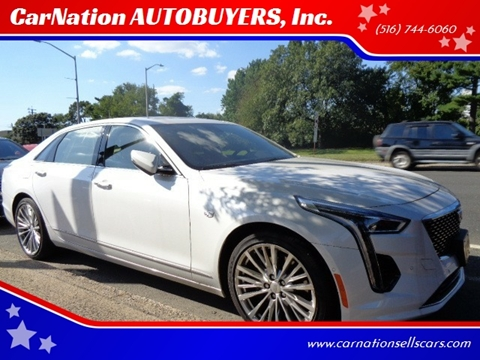 2019 Cadillac CT6 for sale at CarNation AUTOBUYERS, Inc. in Rockville Centre NY