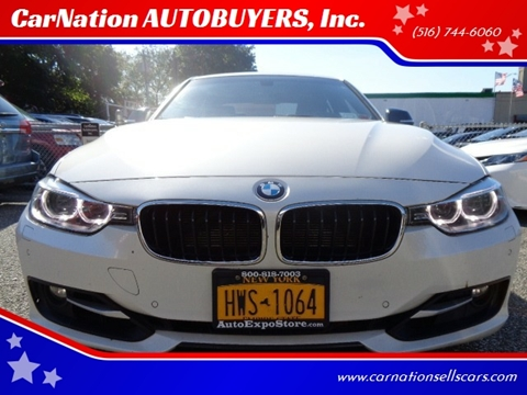 2014 BMW 3 Series for sale at CarNation AUTOBUYERS, Inc. in Rockville Centre NY