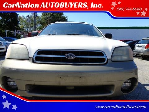 2000 Subaru Outback for sale at CarNation AUTOBUYERS, Inc. in Rockville Centre NY