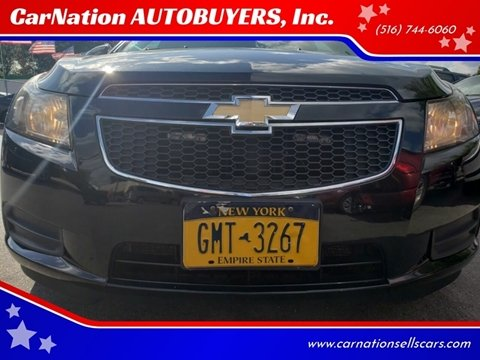 2011 Chevrolet Cruze for sale at CarNation AUTOBUYERS, Inc. in Rockville Centre NY