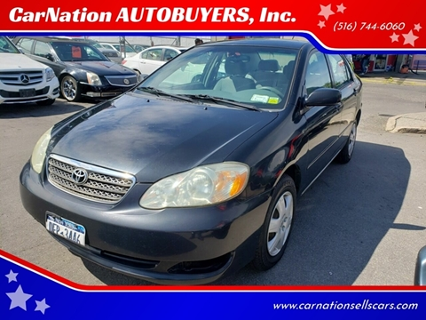 2005 Toyota Corolla for sale at CarNation AUTOBUYERS, Inc. in Rockville Centre NY