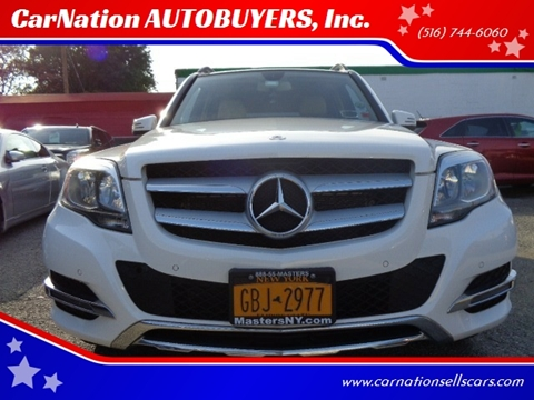 2013 Mercedes-Benz GLK for sale at CarNation AUTOBUYERS, Inc. in Rockville Centre NY