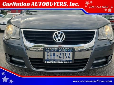 2008 Volkswagen Eos for sale at CarNation AUTOBUYERS, Inc. in Rockville Centre NY