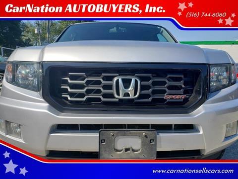 2013 Honda Ridgeline for sale at CarNation AUTOBUYERS, Inc. in Rockville Centre NY