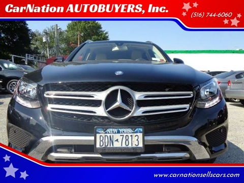 2017 Mercedes-Benz GLC for sale at CarNation AUTOBUYERS, Inc. in Rockville Centre NY