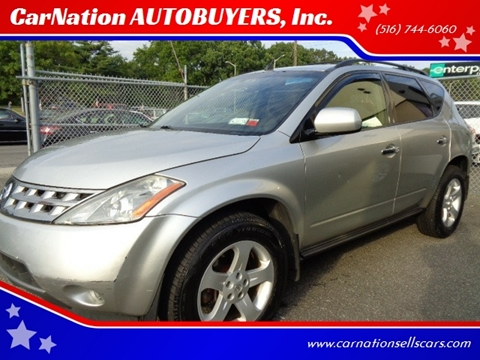 2004 Nissan Murano for sale at CarNation AUTOBUYERS, Inc. in Rockville Centre NY