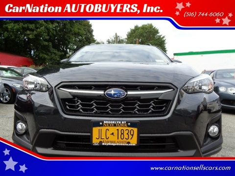 2019 Subaru Crosstrek for sale at CarNation AUTOBUYERS, Inc. in Rockville Centre NY