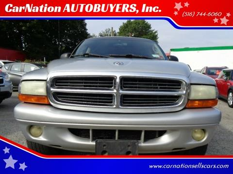 2001 Dodge Durango for sale at CarNation AUTOBUYERS, Inc. in Rockville Centre NY