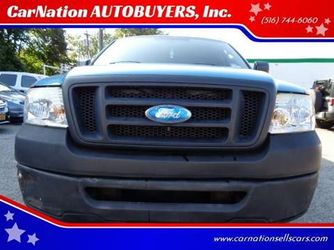 2008 Ford F-150 for sale at CarNation AUTOBUYERS, Inc. in Rockville Centre NY