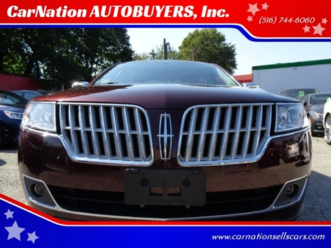 2012 Lincoln MKZ for sale at CarNation AUTOBUYERS, Inc. in Rockville Centre NY