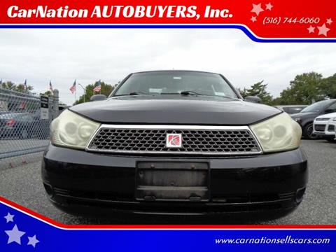 2005 Saturn L300 for sale at CarNation AUTOBUYERS, Inc. in Rockville Centre NY