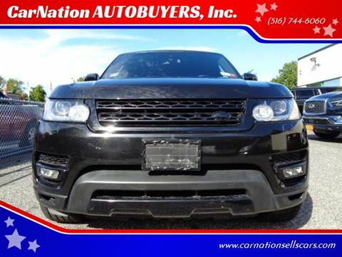 2014 Land Rover Range Rover Sport for sale in Rockville Centre, NY