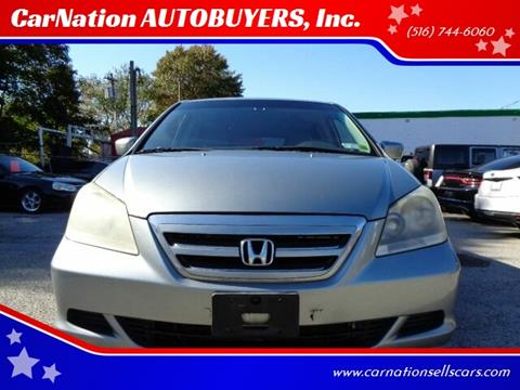 2006 Honda Odyssey for sale at CarNation AUTOBUYERS, Inc. in Rockville Centre NY