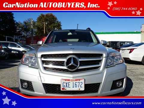 2011 Mercedes-Benz GLK for sale at CarNation AUTOBUYERS, Inc. in Rockville Centre NY