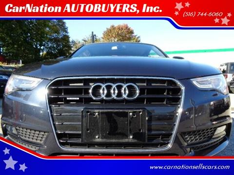 2013 Audi A5 for sale at CarNation AUTOBUYERS, Inc. in Rockville Centre NY