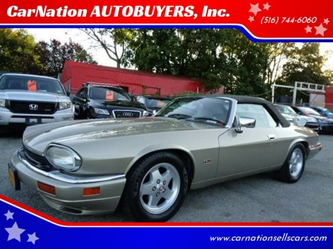 1995 Jaguar XJ-Series for sale at CarNation AUTOBUYERS, Inc. in Rockville Centre NY