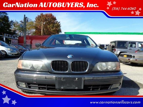 2000 BMW 5 Series for sale at CarNation AUTOBUYERS, Inc. in Rockville Centre NY