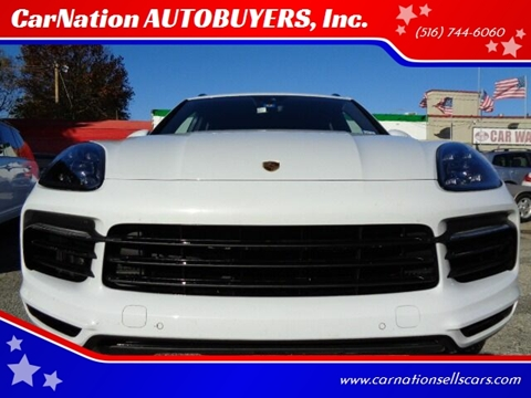 2019 Porsche Cayenne for sale at CarNation AUTOBUYERS, Inc. in Rockville Centre NY