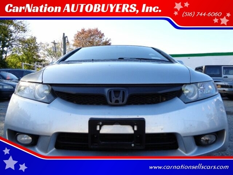 2008 Honda Civic for sale at CarNation AUTOBUYERS, Inc. in Rockville Centre NY