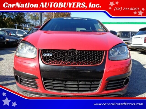 2006 Volkswagen GTI for sale at CarNation AUTOBUYERS, Inc. in Rockville Centre NY