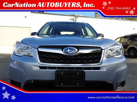 2016 Subaru Forester for sale at CarNation AUTOBUYERS, Inc. in Rockville Centre NY