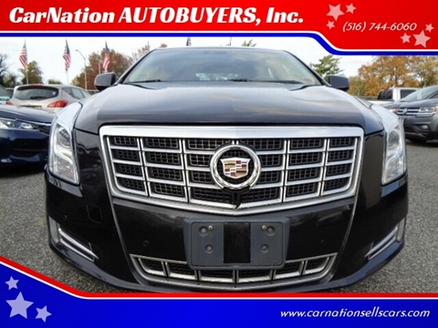 2014 Cadillac XTS for sale at CarNation AUTOBUYERS, Inc. in Rockville Centre NY