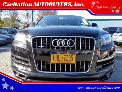 2015 Audi Q7 for sale in Rockville Centre, NY