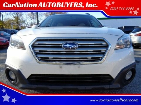2015 Subaru Outback for sale at CarNation AUTOBUYERS, Inc. in Rockville Centre NY