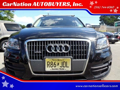 2011 Audi Q5 for sale at CarNation AUTOBUYERS, Inc. in Rockville Centre NY