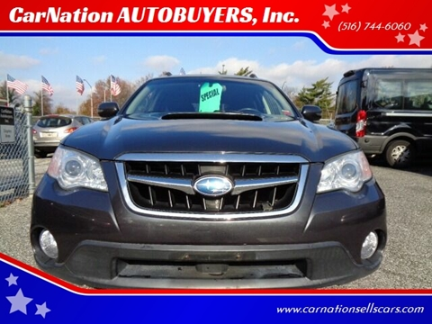 2008 Subaru Outback for sale at CarNation AUTOBUYERS, Inc. in Rockville Centre NY