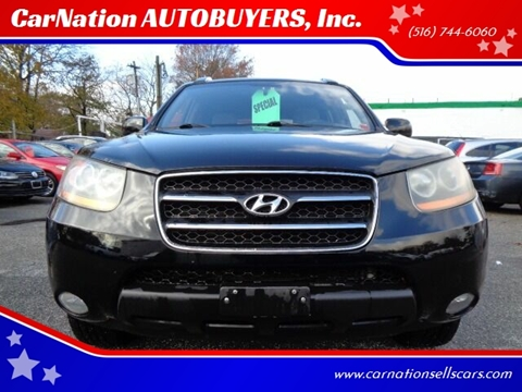 2008 Hyundai Santa Fe for sale at CarNation AUTOBUYERS, Inc. in Rockville Centre NY
