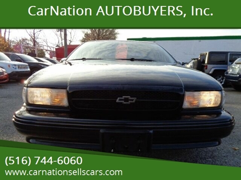 1994 Chevrolet Impala for sale at CarNation AUTOBUYERS, Inc. in Rockville Centre NY