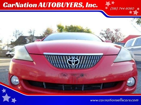 2005 Toyota Camry Solara for sale at CarNation AUTOBUYERS, Inc. in Rockville Centre NY