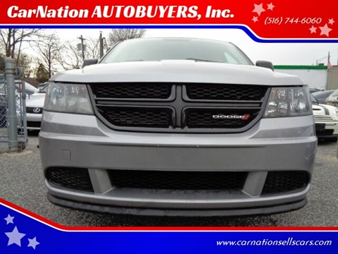 2018 Dodge Journey for sale at CarNation AUTOBUYERS, Inc. in Rockville Centre NY