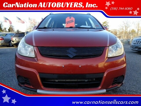 2008 Suzuki SX4 Crossover for sale at CarNation AUTOBUYERS, Inc. in Rockville Centre NY