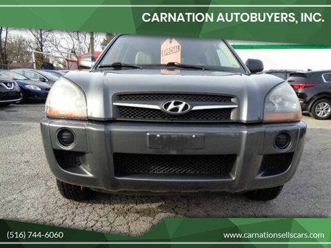 2009 Hyundai Tucson for sale at CarNation AUTOBUYERS, Inc. in Rockville Centre NY