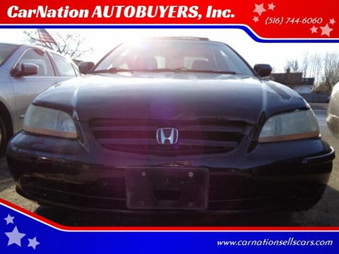 2002 Honda Accord for sale at CarNation AUTOBUYERS, Inc. in Rockville Centre NY