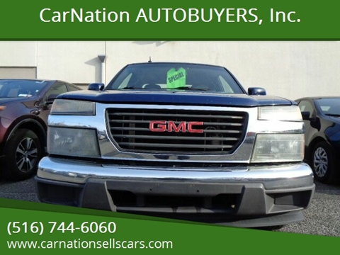 2009 GMC Canyon for sale at CarNation AUTOBUYERS, Inc. in Rockville Centre NY