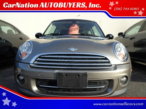 2013 MINI Clubman for sale at CarNation AUTOBUYERS, Inc. in Rockville Centre NY