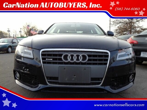 2011 Audi A4 for sale at CarNation AUTOBUYERS, Inc. in Rockville Centre NY