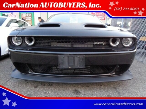 2019 Dodge Challenger for sale at CarNation AUTOBUYERS, Inc. in Rockville Centre NY