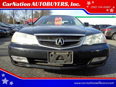 2003 Acura TL for sale at CarNation AUTOBUYERS, Inc. in Rockville Centre NY