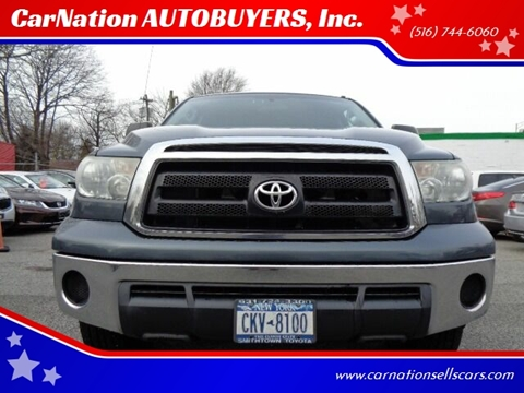 2010 Toyota Tundra for sale at CarNation AUTOBUYERS, Inc. in Rockville Centre NY