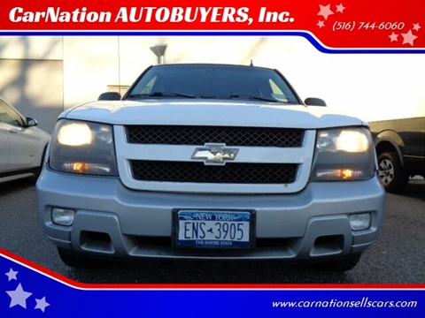 2006 Chevrolet TrailBlazer for sale at CarNation AUTOBUYERS, Inc. in Rockville Centre NY