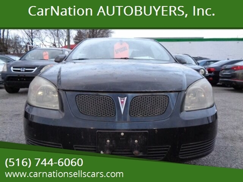2007 Pontiac G5 for sale at CarNation AUTOBUYERS, Inc. in Rockville Centre NY