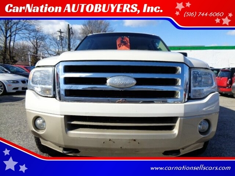 2008 Ford Expedition EL for sale at CarNation AUTOBUYERS, Inc. in Rockville Centre NY