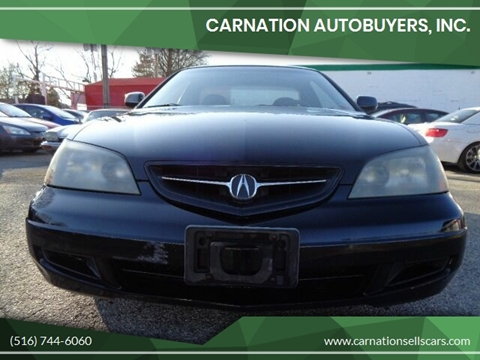 2003 Acura CL for sale at CarNation AUTOBUYERS, Inc. in Rockville Centre NY